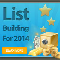 List Building For 2014 review bonus Kevin Fahey banner jvzoo wso launch review