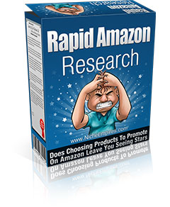 Rapid Amazon Research