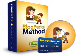 Blog Perks Method