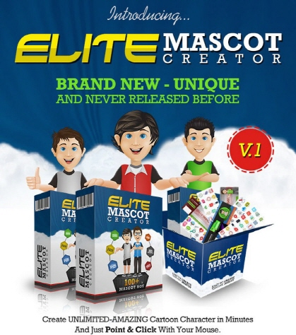 elite mascot creator review |elite mascot creator