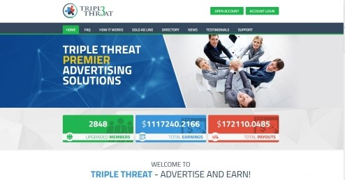 Triple Threat Marketing Review