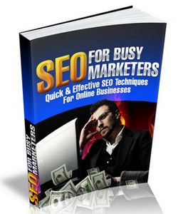 8-SEOForBusyMarketers