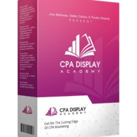 CPA Display Academy Review Joey Babineau
