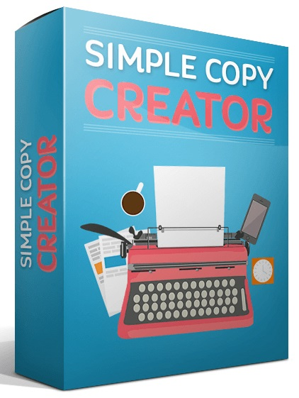 Simple copy creator review 20 converting sales letter in 30 simple copy creator review 20 converting sales letter in 30 minutes spiritdancerdesigns Choice Image