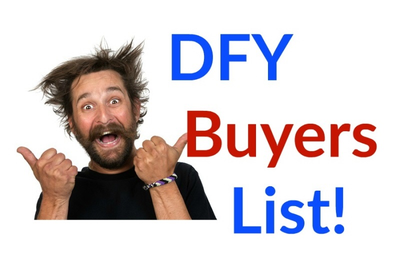 How To Build A Buyers List Without Product