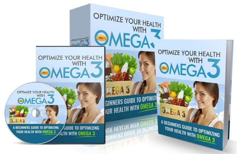 Optimize Your Health With Omega-3 PLR Pack Review