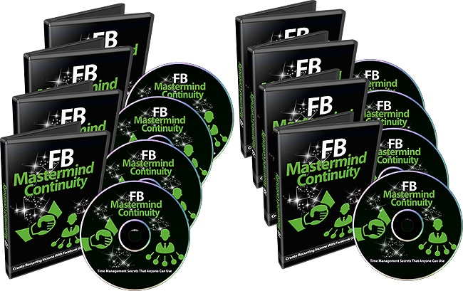 Bonus #7 Facebook Recurring Mastery