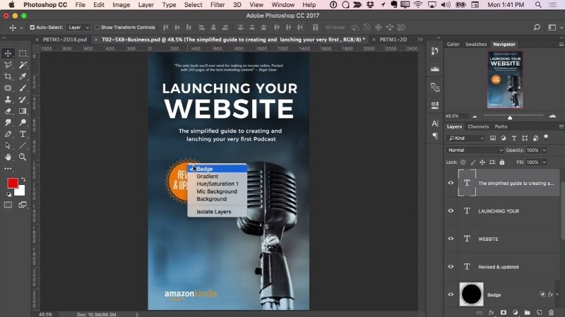 CoverActionPro 3.0 Product Shot Creation Software