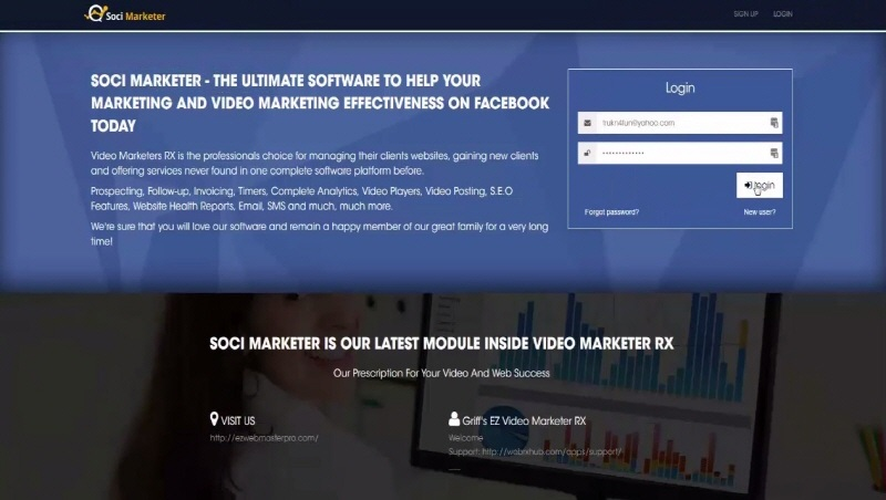Soci Marketer Demo