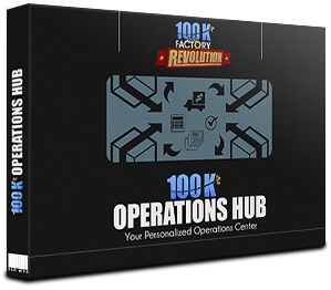 6-100k Operations Hub-Buy 100k Factory Revolution