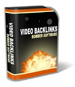Bonus #1 Video BackLinks Bomber Software