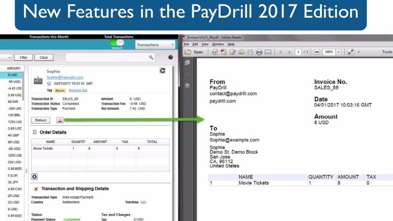 PayDrill 2.0 Software