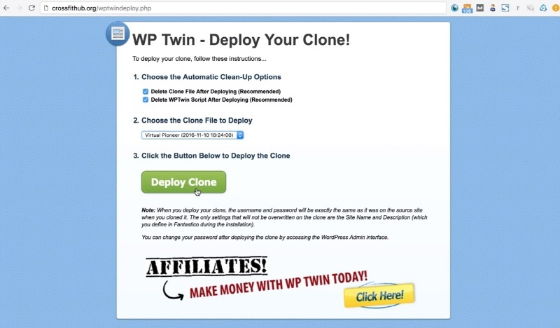 WP Twin Works