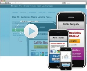 Bonus #6 Instant Mobile Sites Software