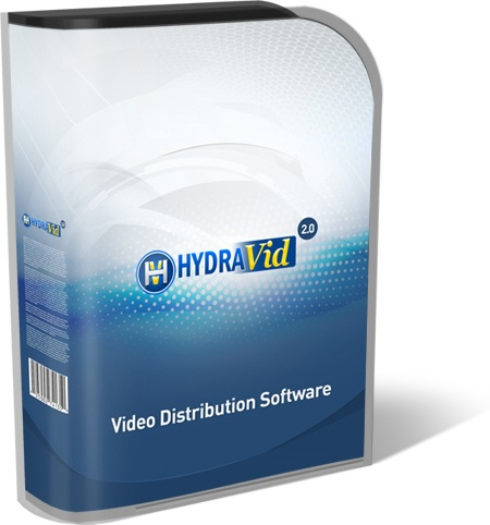 HydraVID - Video Marketing and Distribution Software