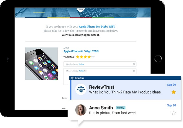 How Review Trust Work Step 2