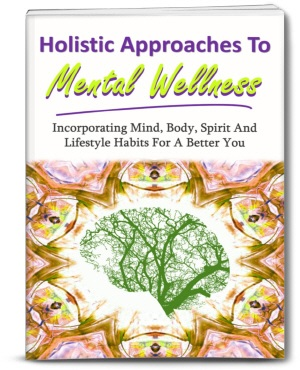 Get Holistic Brain Health and Mental Wellness 270 Piece PLR Pack