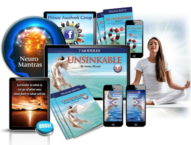 Unsinkable Bounce Back System 2.0 Review