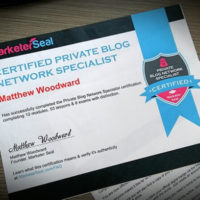 MarketerSeal SEO Certification Review
