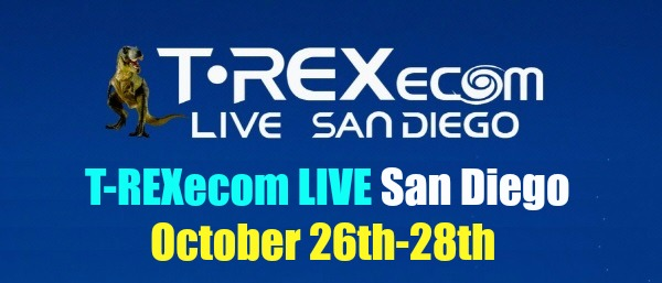 T-REXecom LIVE San Diego October 26th-28th