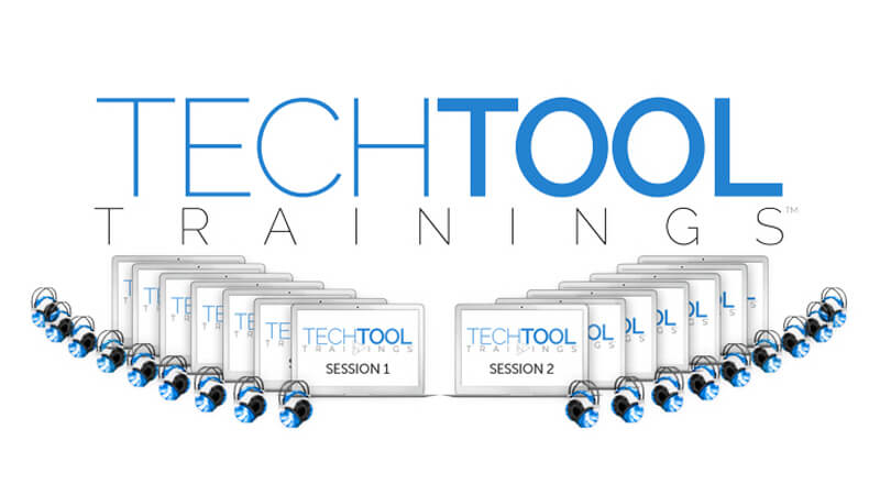 Virtual Coach Tech Tool Trainings