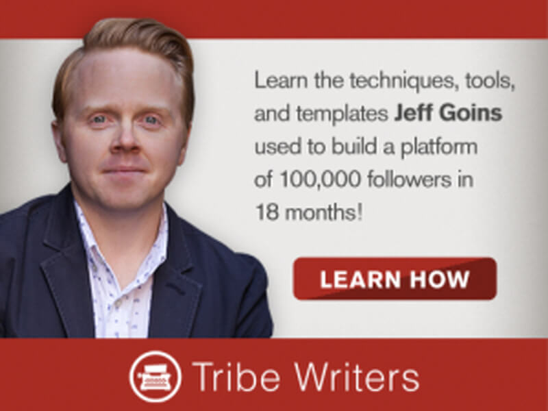 Tribe Writers Review 2017 By Jeff Goins - How To Make a Living Writing