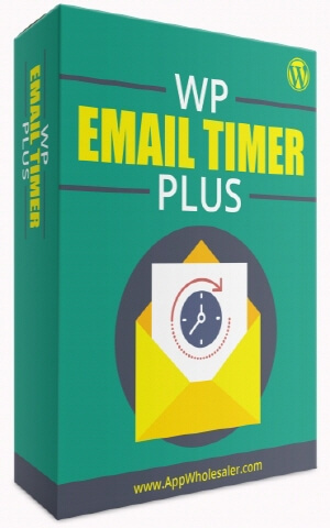 5 WP Email Timer Plus License