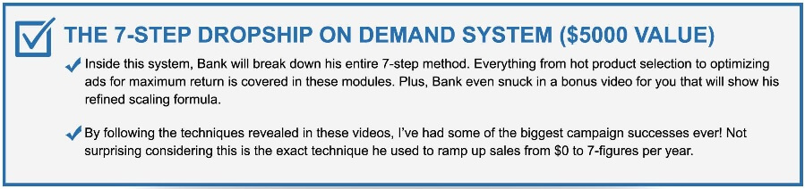 Dropship On Demand Review Bonus - New Dropship Model With
